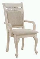 """Стул с подлокотниками """"Карина"""". Деревянные стулья с подлокотником для ресторана"""