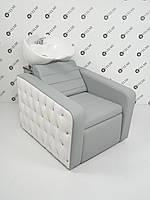 Мойка парикмахерская со стразами удобная кресло-мойка парикмахерская мебель для салонов красоты LuxМ