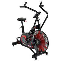 Велотренажер (з аеродинамічної навантаженням) Sportop Airbike Crossfit