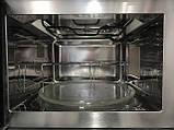 Встраиваемая микроволновая печь ICF 475 нержавеющая сталь, фото 3