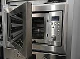 Встраиваемая микроволновая печь ICF 475 нержавеющая сталь, фото 4