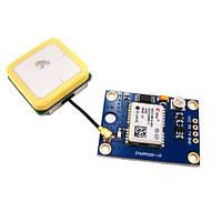 Ublox NEO-6M GPS-модуль с антеною, Arduino APM2