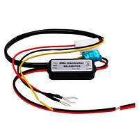 Контролер денних ходових вогнів ДХВ DRL 12В міні SK-CD0103