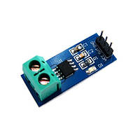 Датчик тока 5А ACS712, эфф. Холла, модуль Arduino, фото 1