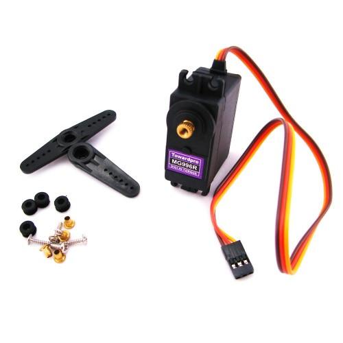 Сервопривід, серва Tower Pro MG996R для Arduino PIC ARM AVR