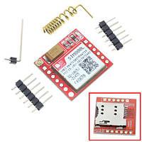 GSM GPRS модуль стільникового зв'язку, дистанційного керування SIM800L