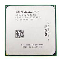 Процессор AMD Athlon II X3 445, 3 ядра, 3.1ГГц, AM2+, AM3