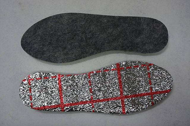 Стелька термовойлок в упаковке, фото 2