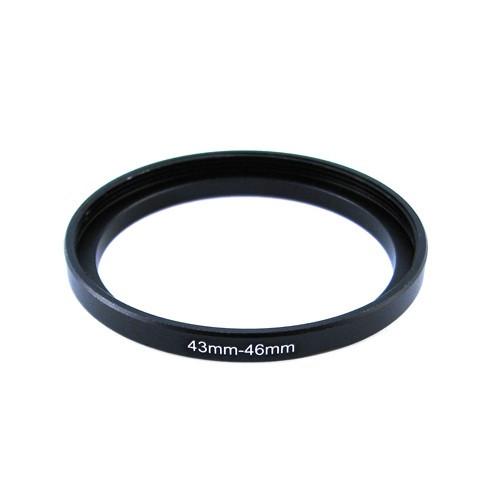 Повышающее степ кольцо 43-46мм для Canon, Nikon