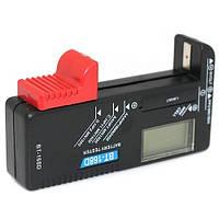 Універсальний тестер заряду батарей з LCD BT-168D