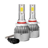 Лампи світлодіодні автомобільні С6 9005 12В 72Вт 7600лм