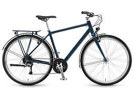 """Велосипед Winora Zap men 28"""", рама 51 см, синій денім, 2019"""