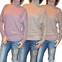 Теплый кашемировый свитер,Италия