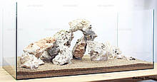 Композиция из Кенийского камня K55
