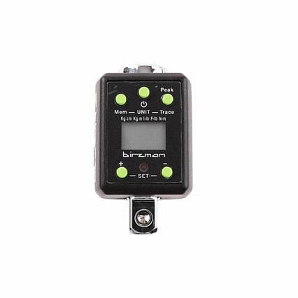 Динамометрический цифровой адаптер для составного ключа, Birzman, фото 2