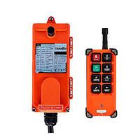 Дистанційне радіоуправління для кранів, тельферів F21-E1B, 1 пульт