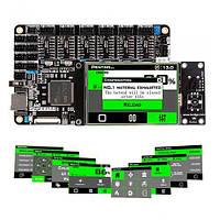 """Плата управління Lerdge K + 6x TMC2208, 32біт РК 3.5"""" для 3D-принтера"""
