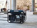 Бензиновый генератор Konner & Sohnen KS 10000E-3 ATS, фото 5