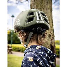 Шлем велосипедный детский Bobike One Plus / Chocolate Brown / XS (46/53), фото 3