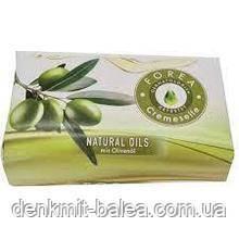 Мыло Оливка с маслом оливы Forea Cremeseife Natural Oils 150 гр