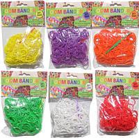 Резинки для плетения ароматизированные 300 шт Loom Bands