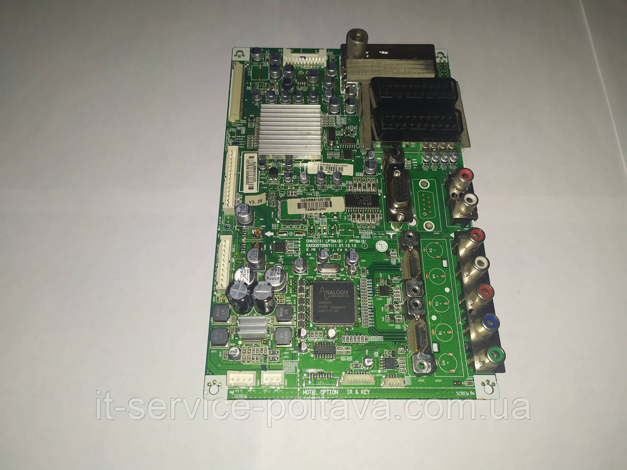 Материнська плата (Main board) EAX32572507(1) для телевізора LG