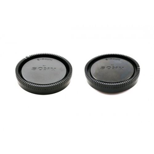 Задняя крышка объектива Sony NEX E + тушки, body