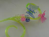Зажим (клипса, прищепка) для орхідей КВІТКА