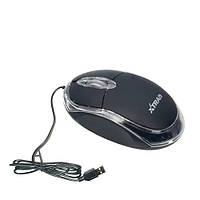 USB оптична мишка провідна Xtran XT-610, 800dpi, для ноутбука і ПК