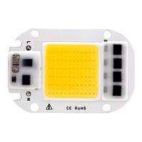 Світлодіодна матриця з драйвером COB LED 50Вт 4500лм 220В, теп. біла