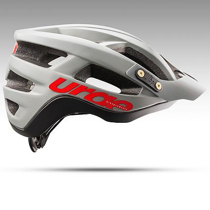 Шлем Urge SeriAll серый S/M, 54-57см, фото 2