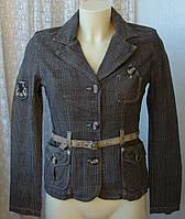 Пиджак женский жакет куртка хлопок бренд 10 Feet р.42-44 4615