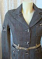 Пиджак женский жакет куртка хлопок бренд 10 Feet р.42-44 4616, фото 1