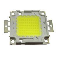 Світлодіодна матриця LED 100Вт 8500лм 30-34В, біла