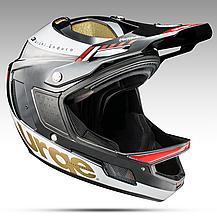 Шлем Urge Archi-Enduro черно-белый ХL (61-62см), фото 3