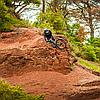 Шлем Urge Archi-Enduro черно-белый ХL (61-62см), фото 4