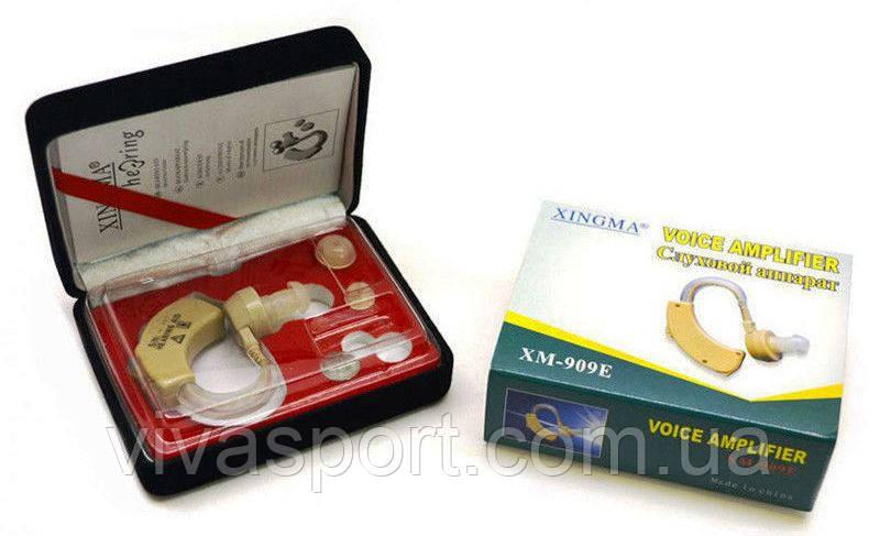 Слуховой аппарат Ксингма Xingma XM-909E для улучшения слуха