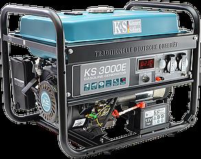 Двухтопливный генератор Konner&Sohnen KS 3000E ГАЗ-БЕНЗИН
