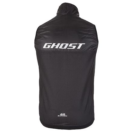 Жилет Ghost Factory Racing, XXL, черно-красно-белый, фото 2