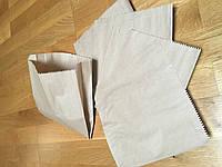 Упаковка для выпечки 220х220х60 (бурый крафт,35гр\м2)