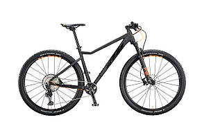 "Велосипед KTM ULTRA 1964 PRO 29"", рама M, черно-оранжевый, 2020"
