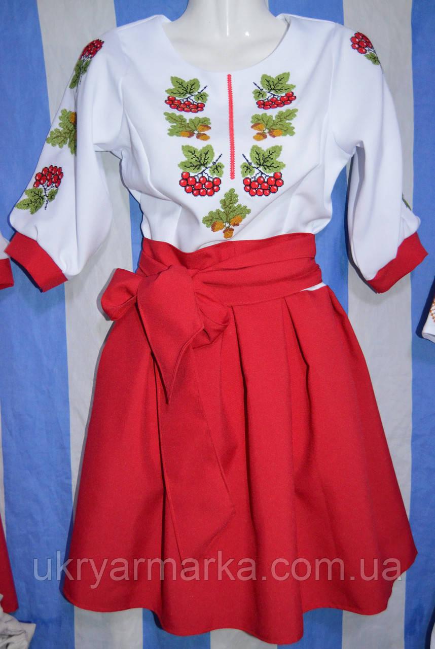 9664cb72ed2b59 Вишите плаття