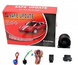Автосигнализация Car Alarm Safe update