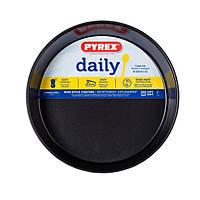 Форма Pyrex Daily для выпечки ровный борт, 25 см
