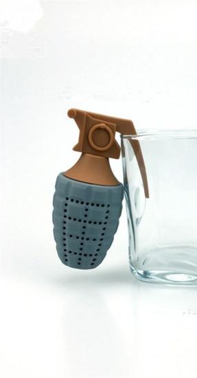Заварник для чая Граната grey