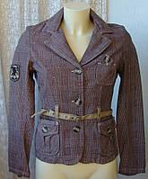 Пиджак женский жакет куртка хлопок бренд 10 Feet р.42-44 4619, фото 1
