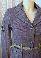 Пиджак женский жакет куртка хлопок бренд 10 Feet р.42-44 4618, фото 1