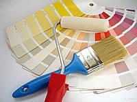 Покраска эмалевой краской (два слоя)