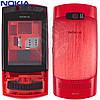 Корпус для Nokia Asha 303, красный, оригинал - Фото