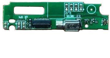 Шлейф Lenovo Vibe P1m (P1mA40) нижня плата з роз'ємом зарядки